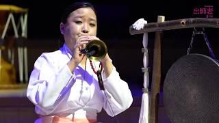 [2019청춘열전출사표] 여성연희단 연화 '연화: 청월에 놀다'  Yeonhwa 'Yeonhwa: Playing under the blue moon'