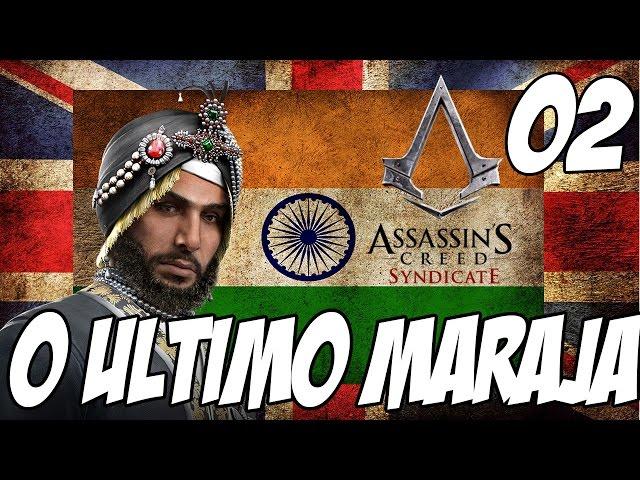 Assassin's Creed Syndicate DLC O ultimo Marajá #02 - Serviço de entrega