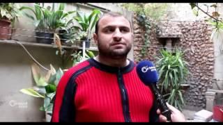 كاميرا أورينت تستطلع أراء أهالي الغوطة الشرقية في عيد الثورة