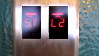 Durable Dover Parking Garage Elevators At 4th Street Live, Louisville, Ky