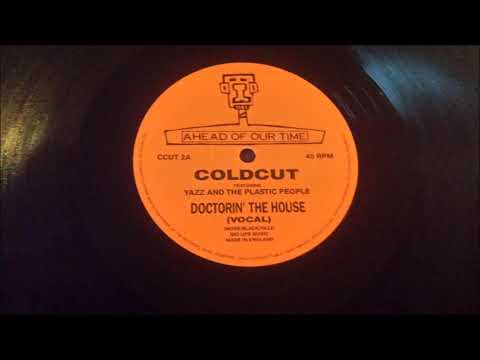 Coldcut - Doctorin' The House (Vocal)