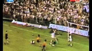Mario Alberto Kempes, mejor jugador del mundo ('76 - '80)