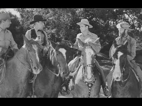 Billy The Kid's Gun Justice full length western movie starring Bob Steele