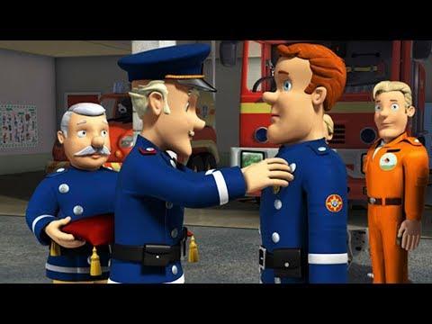 Fireman Sam full episodes HD | The bridge is on fire! - Sam' reward!  🚒 1h Marathon 🔥Kids Movies