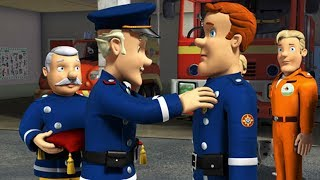Fireman Sam full episodes HD | The bridge is on fire! - Sam' reward!  🚒 1h Marathon 🔥Kids Movies