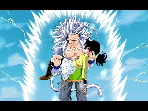 Goku Super Saiyan 5 Dragon Ball Af Amv Hd Youtube
