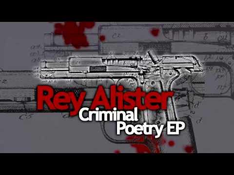 BBR011 - Rey Alister - Criminal Poetry - Bangbam Records 2010