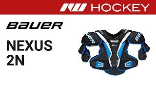 Bauer Nexus 2N Shoulder Pad Review