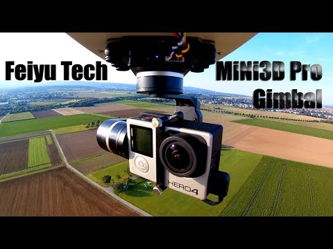 Beautiful day to Fly | Feiyu Tech FY MiNi3D Pro Gimbal