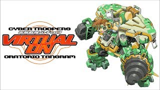 Cyber Troopers Virtual-On Oratorio Tangram - Gameplay na Retro do Xbox One