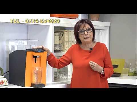 Aurora D'Agostino - Erogatore d'acqua per la CASA