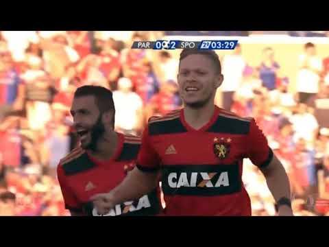 Paraná Clube 1x2 Sport-RE - BRASILEIRÃO 2018 - 3ª Rodada - RÁDIO TRANSAMÉRICA CURITIBA