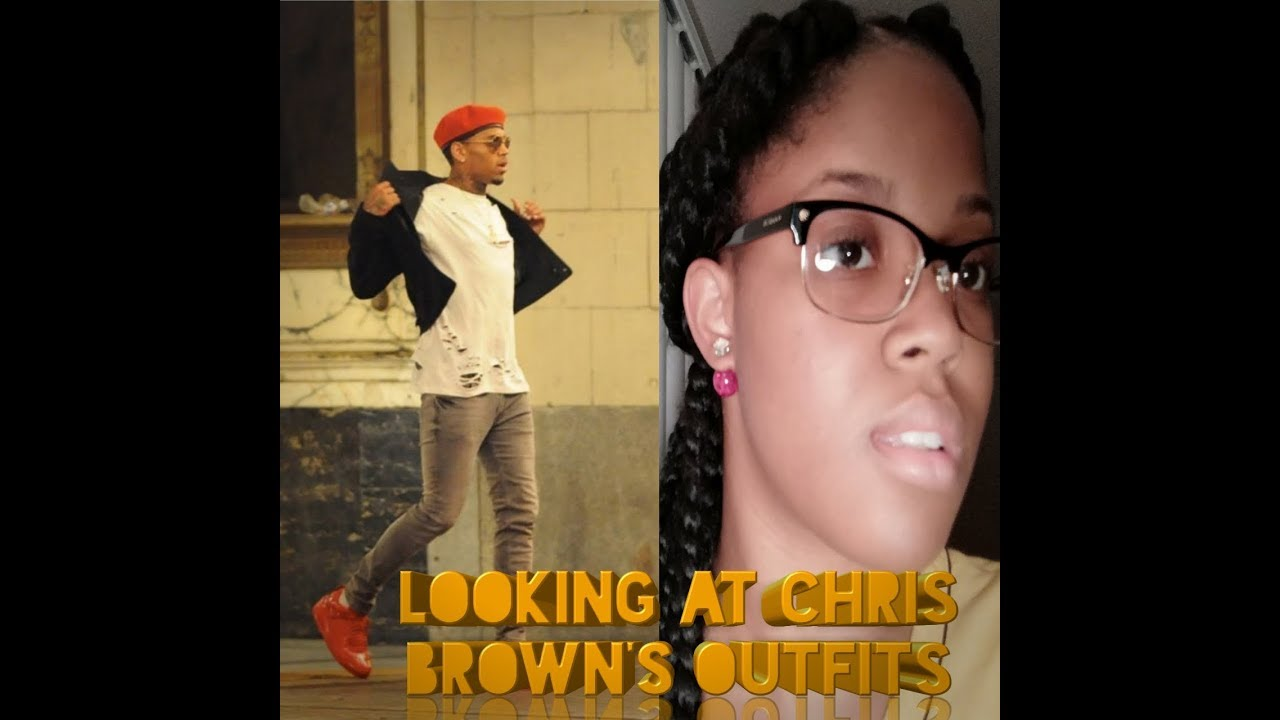 Download Judging 5 of Chris Brown's Outfits