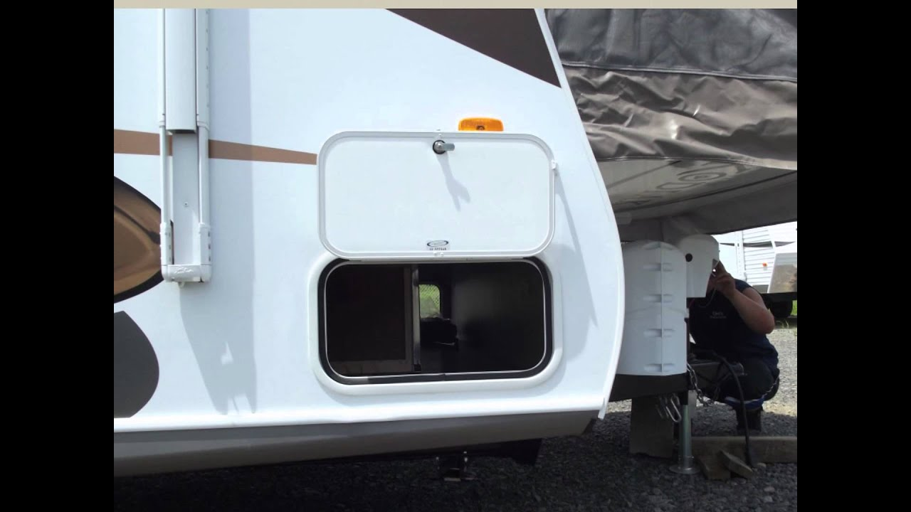 Kodiak 181e Clems Rv And Trailer Sales Youtube