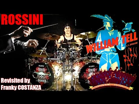 William Tell ROSSINI Revisited by Franky COSTANZA