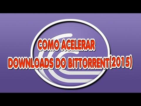 Como aumentar o download utorrent movies