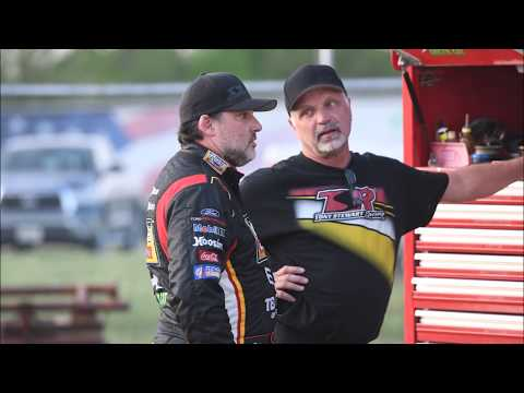 Vlog: Humboldt Speedway Invaded by ASCS Sprint Cars