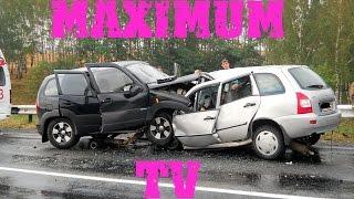 подборка аварий 2016 (+18)  М5, Башкирия, Челябинск, Уфа и другие города  выпуск 3