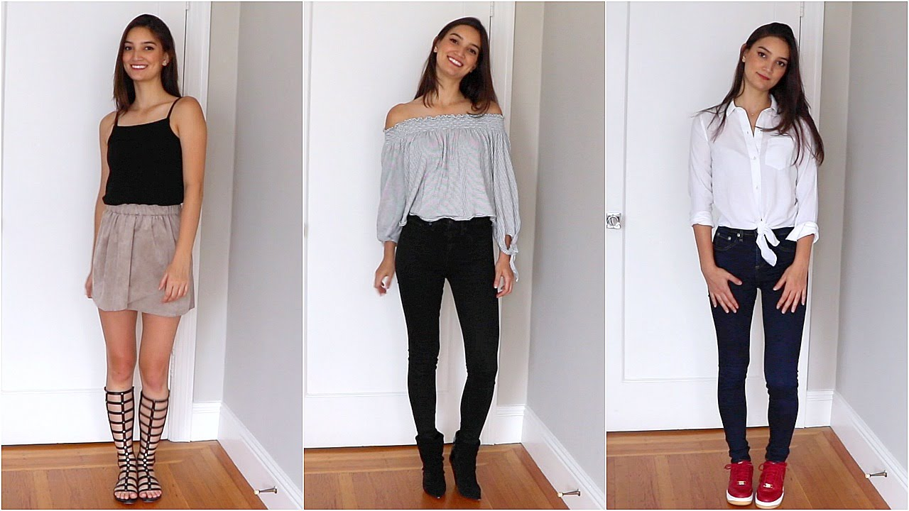 Work Outfit Ideas For A Casual Office Youtube
