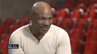 """Mike Tyson: """"Geld ist Papierblut"""""""