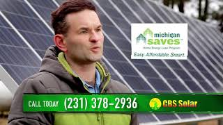 CBS SOlar, Michigan Saves, Daniel M.