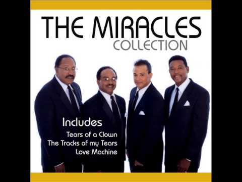 The Tracks Of My Tears - The Miracles