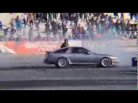 Crazy fast supra at street wars March 2014 Englishtown NJ
