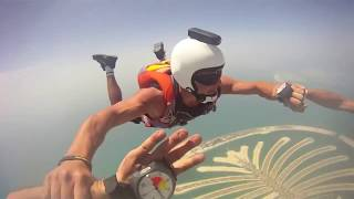 Прыжки с парашютом в Дубаи / Skydive Dubai May 2011