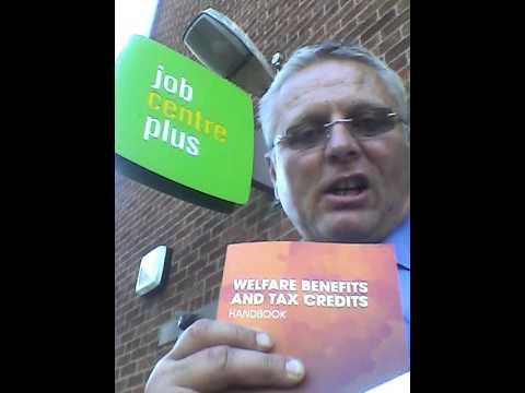 Welfare benefits2apprenticeships DWP jobcentre