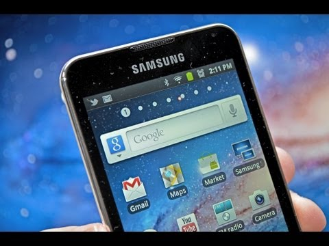 Samsung Galaxy Player 5.0: Unboxing and Review