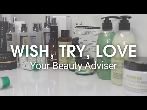 Wish, Try, Love - Introduce Your Special Beauty Adviser at Wishtrend TV | Wishtrend
