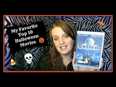 My Top 10 Favorite Halloween Movies - YouTube
