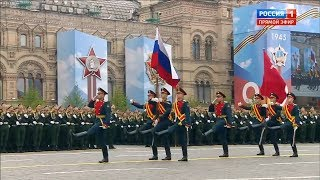 Парад Победы на Красной площади. Москва. 9 мая 2019 (Полная версия)