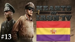 Hearts of Iron 4: Republican Spain #13