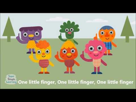 One Little Finger with Lyrics