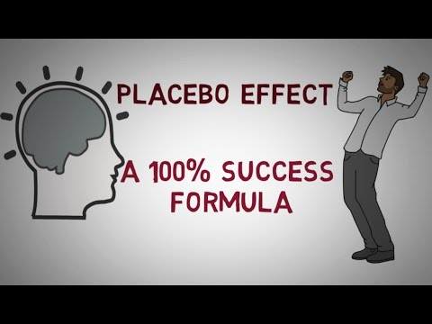 Placebo Effect (HINDI)I Use this and Achieve anything you want in Life I Motivational
