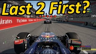 F1 2014 Austin Texas - US Grand Prix Race