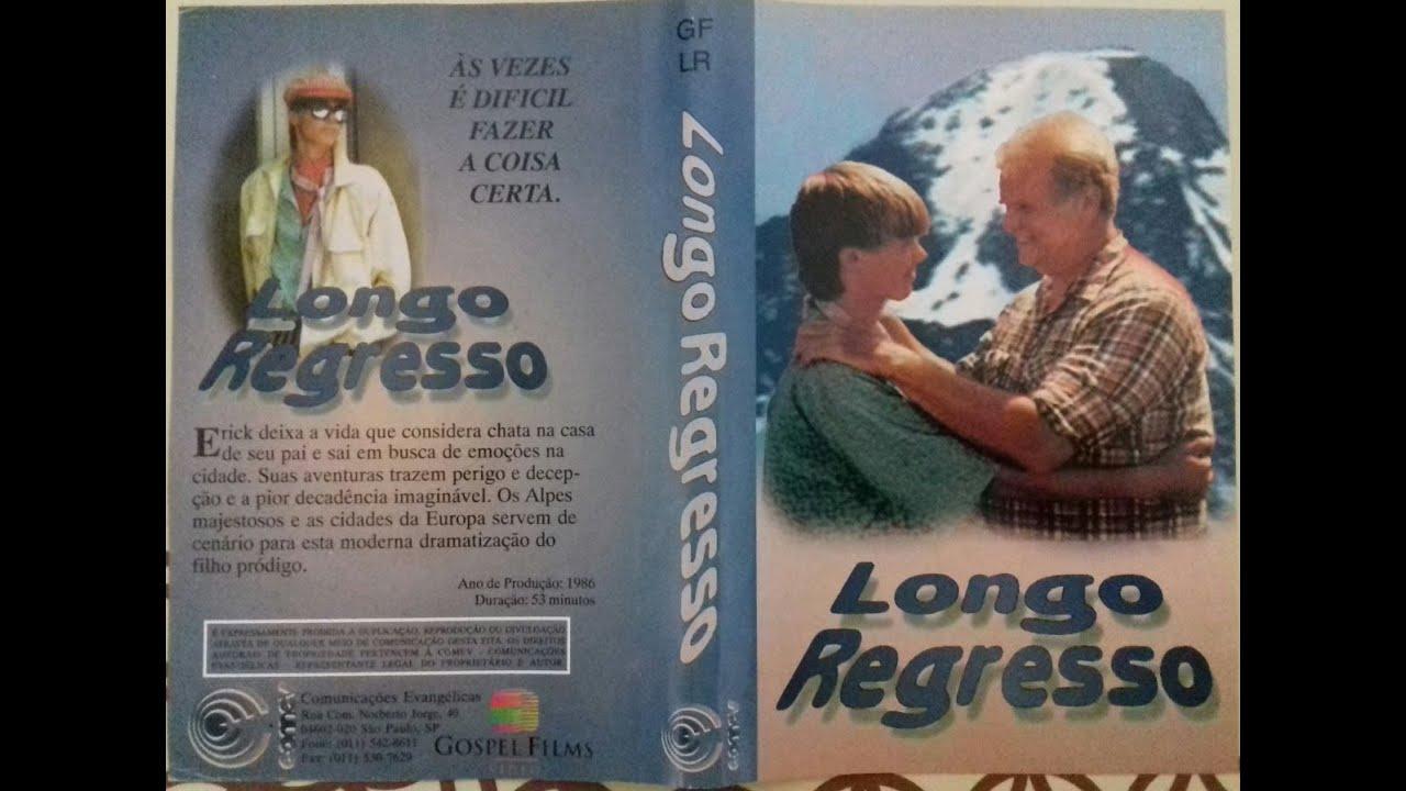 Filme Gospel VHS: Longo Regresso 1986