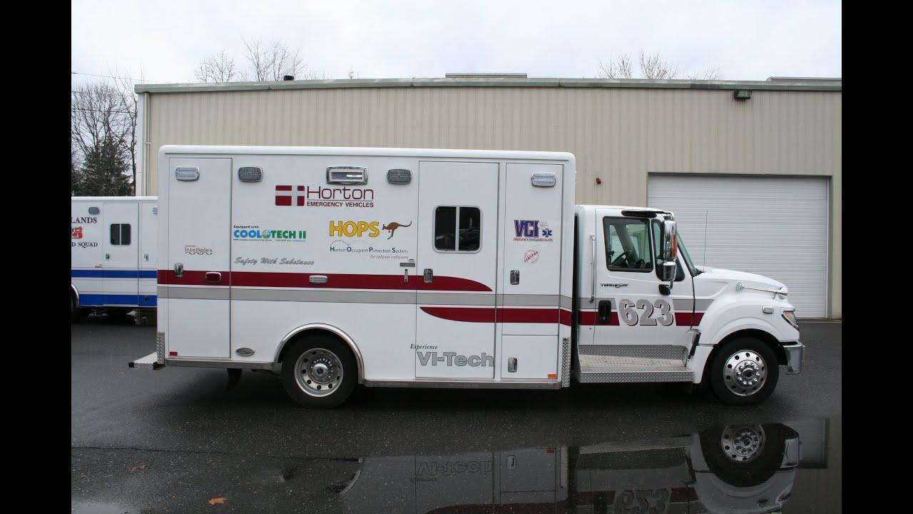 VCI In-Stock Ambulance 2014 Horton 623 Terrastar 15946