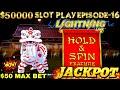 High Limit Lightning Link Slot MASSIVE HANDPAY JACKPOT & COMEBACK-$50 MAX BET  SEASON 6  EPISODE #16