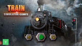 Train Games Free - An amazing train simulator for train lovers
