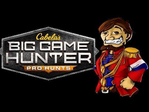 Live 27/04/2015 Big Game Hunter [2/2] Bob Lennon
