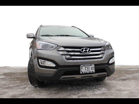 2014 Hyundai Santa Fe Sport - Chicago News Test Drive