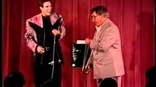 Comedy Magician Jean Boucher