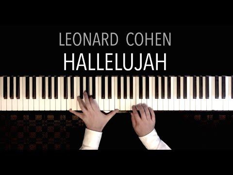 Leonard Cohen -  Hallelujah  Piano Cover film score style - Paul Hankinson