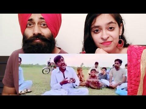 Reacting to Pakistani Talent  | Allah jane ve Mahi tera pyar - Malik Sikander