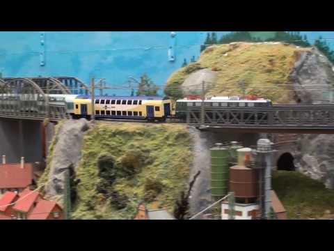 RailEx Model Railway Show Lower Hutt 19 Nov 2016
