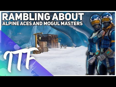 Rambling About Alpine Aces/Mogul Masters. How Fortnite Could Improve Them! (Fortnite Battle Royale)