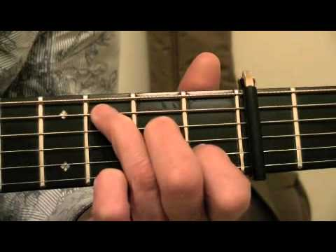 Let It Be Me / how to embellish chords / part 1
