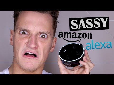 Why NOT to buy a sassy Amazon ALEXA? - Philip Green